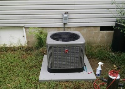 RHEEM HEAT PUMP