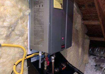 AFTER TANKLESS WATER HEATER